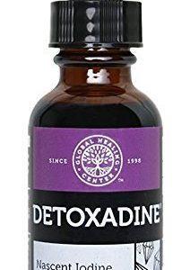 Global Healing Detoxadine Nascent Iodine Supplement, 1 fl oz