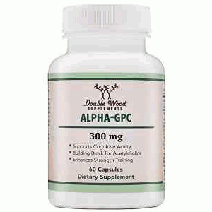 Nootropic Alpha-GPC