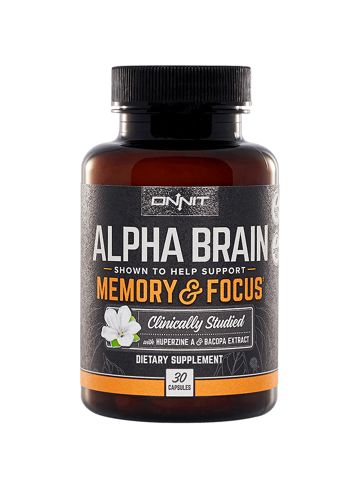 Alpha Brain Nootropic review